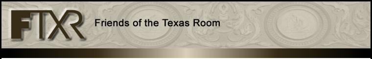 Friends of the Texas Room